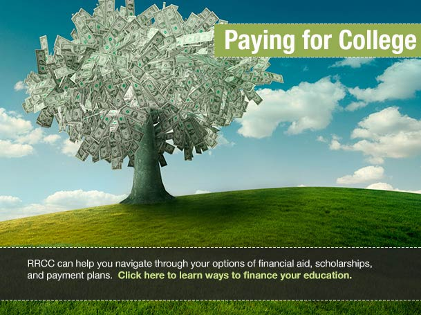 Click on here to learn how to pay for college