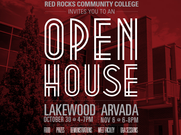 Open House at RRCC