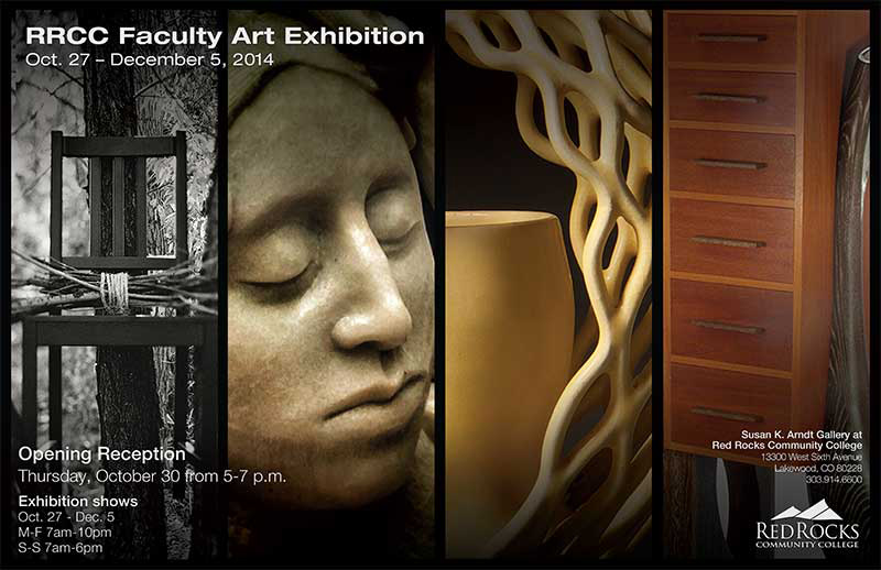 RRCC Faculty Art Exhibition